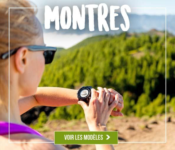 montres de randonnée