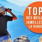 top 5 jumelles randonnée