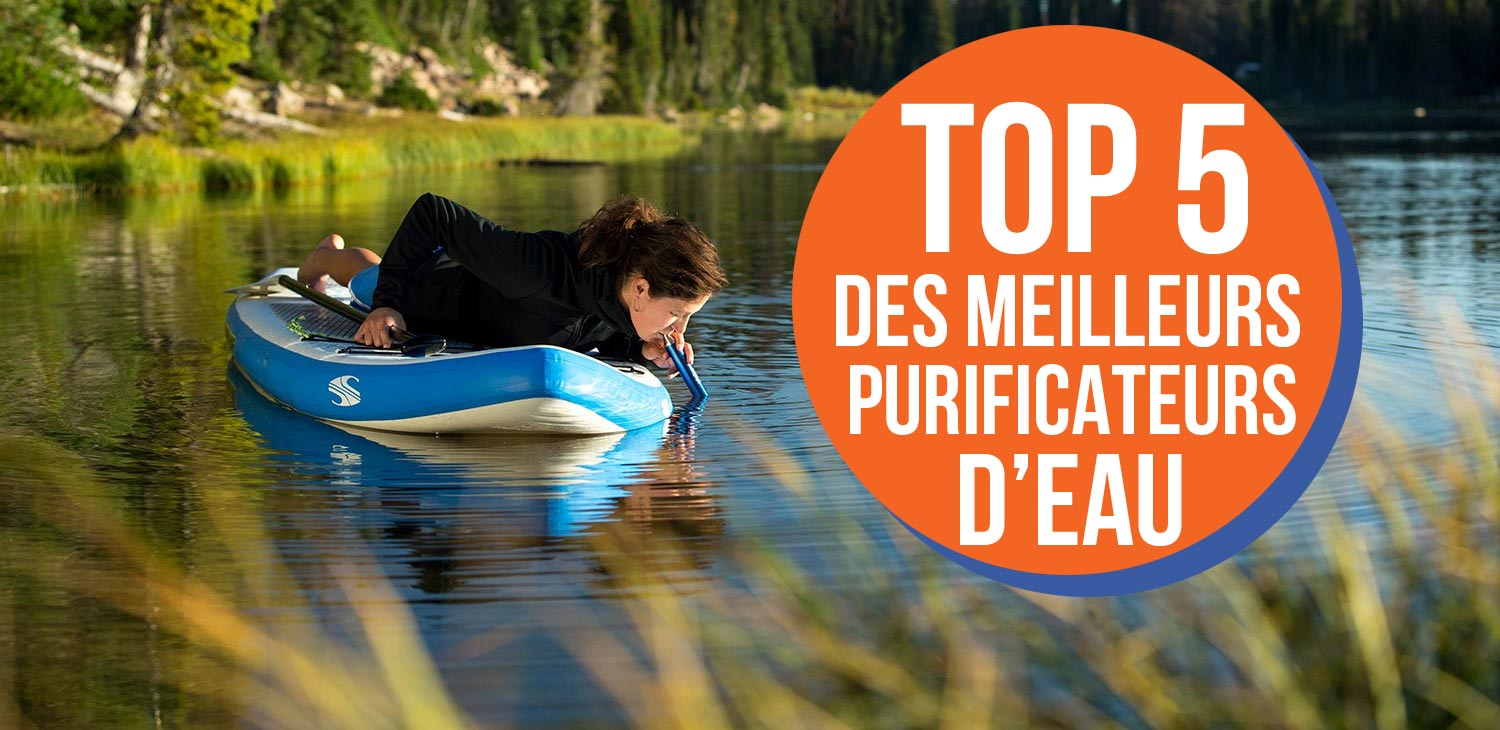 top purificateurs d'eau