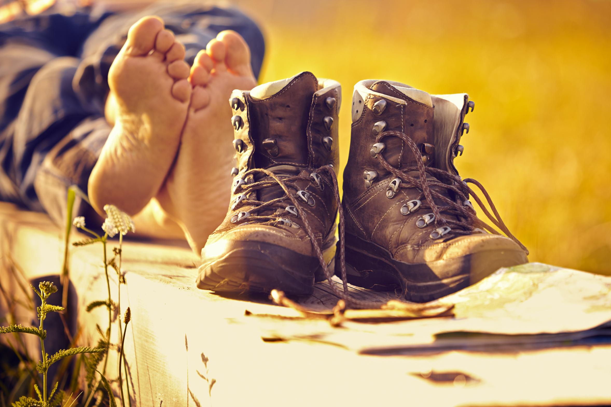 choisir ses chaussures de randonnées